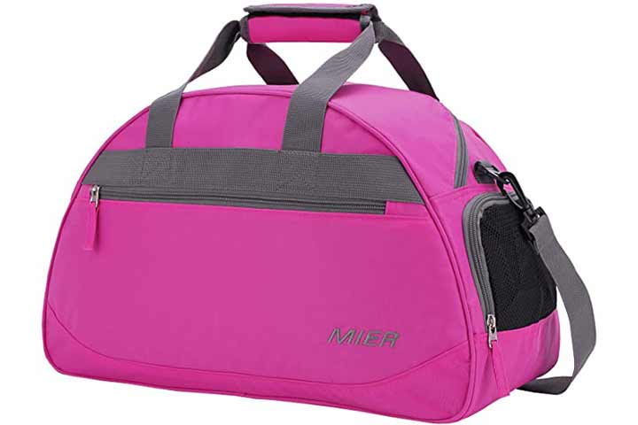 MIER 20 Inches Gym And Travel Duffel Bag