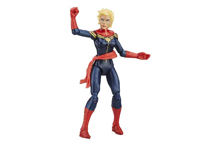 Marvel Legends Series Captain Marvel Action Figure