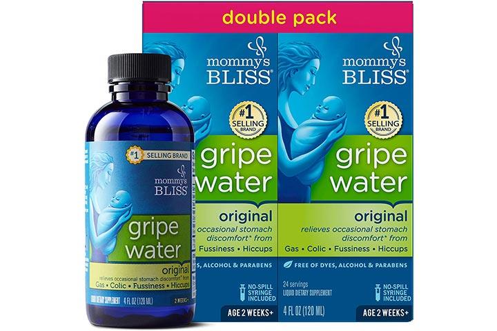 Mommy's Bliss Gripe Water Original