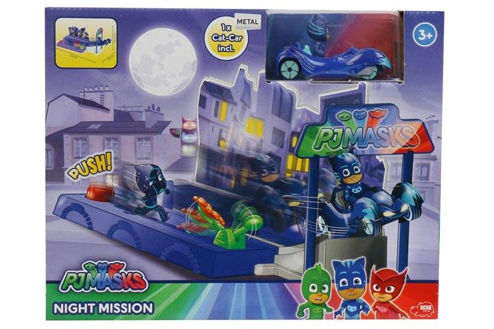 Night Mission Game Set