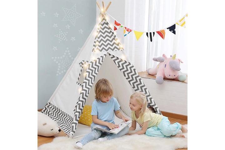 OlarHike Teepee Play Tent For Kids