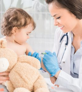 Painful Vs Painless Vaccination For Babies