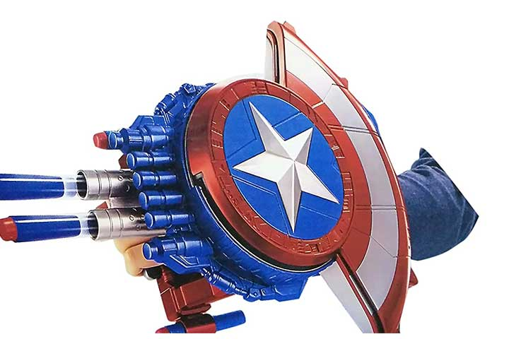 Plutofit Captain America Civil War Like Blaster Reveal Shield