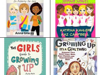 11 Best Puberty Books For Girls Of 2021