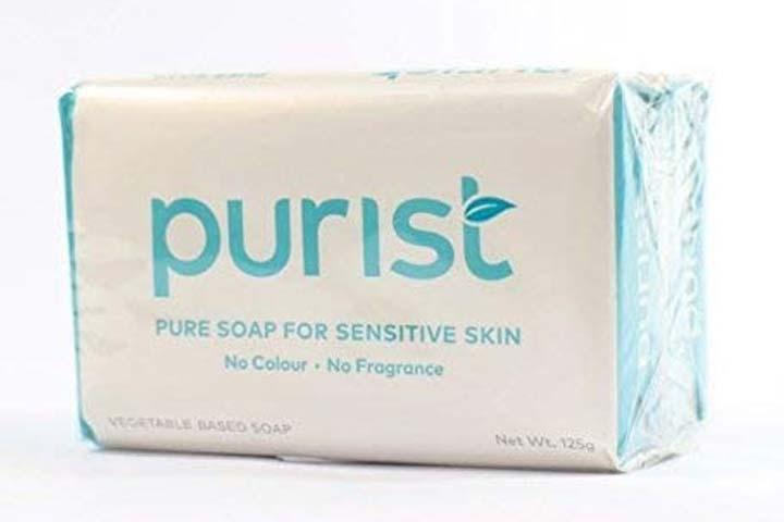 Purist Vegan Soap