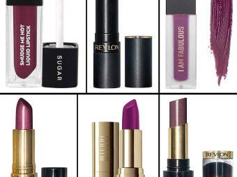 15 Best Purple Lipsticks To Buy In 2021