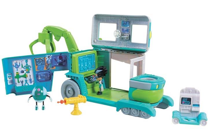 Romeo's Lab Playset