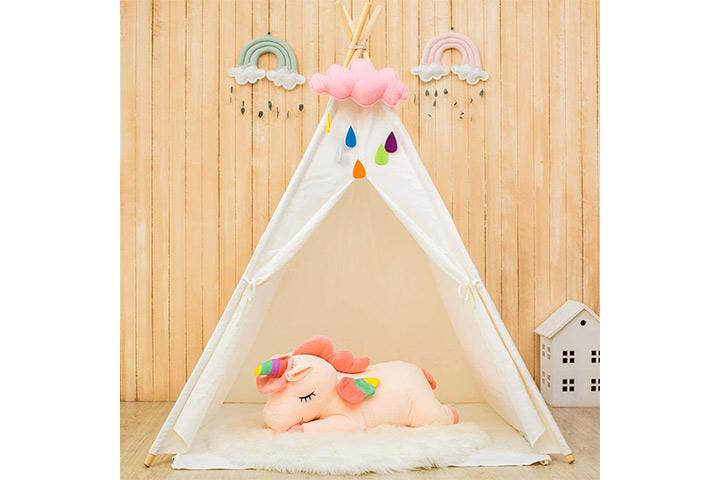 Senodeer Teepee Tent For Kids