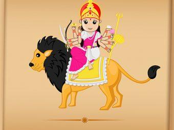 शेर कैसे बना मां दुर्गा का वाहन?    Sher Maa Durga Ki Sawaari