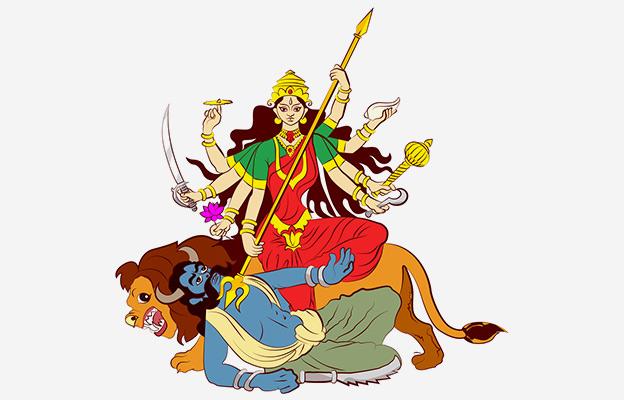 Story Of Maa Kali In Hindi