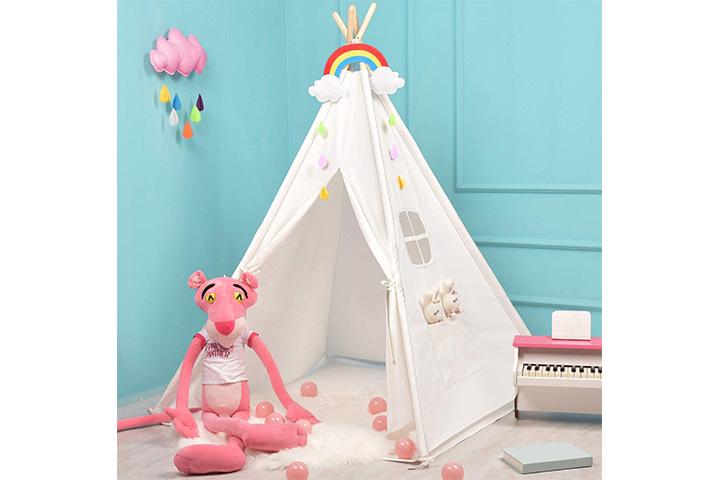 Sumerice Teepee Tent For Kids