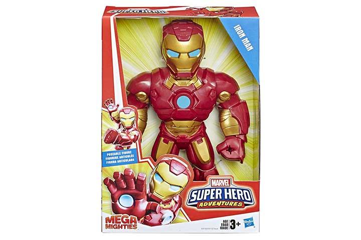 Super Hero Adventures Marvel Mega Mighties Iron Man