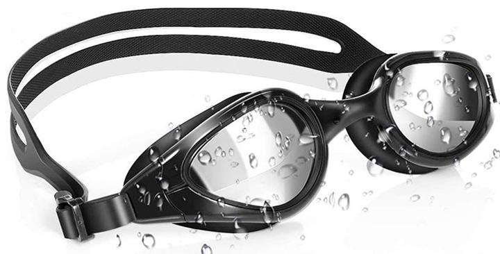 TOPLUS Swim Goggles, Goggles No Leaking Anti Fog Swimming Goggles