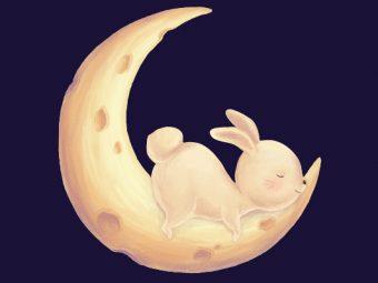 जातक कथा: चांद पर खरगोश | The Hare On The Moon Story In Hindi