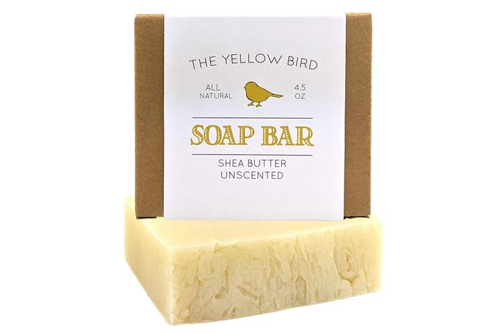 The Yellow Bird Soap Bar
