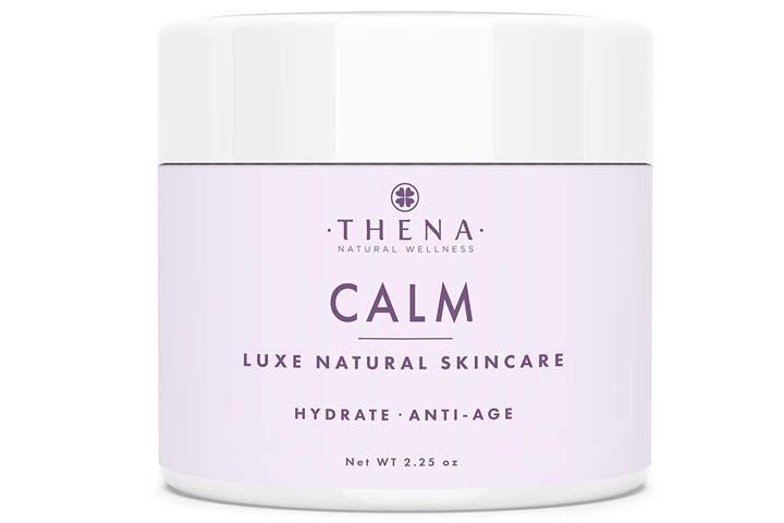 Thena Natural Wellness Calm Moisturizing Lotion