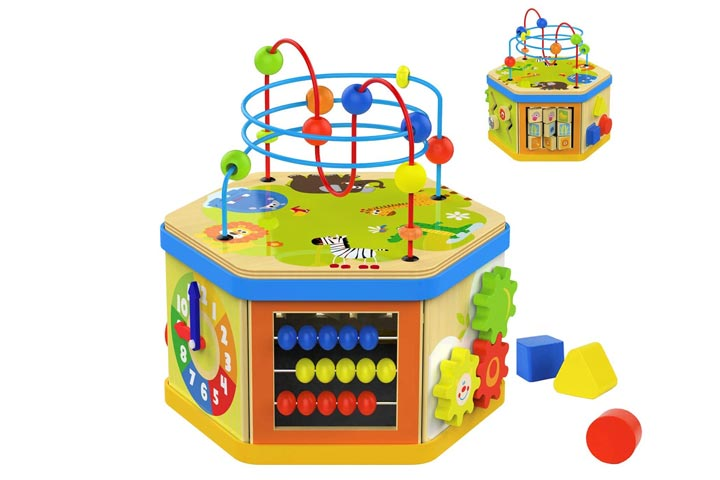 Top Bright Activity Cube Toys-1