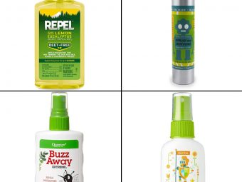 10 Best Bug Sprays For Babies, In 2021