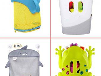 11 Best Bath Toy Storage Of 2021