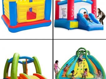 13 Best Bounce Houses Of 2021