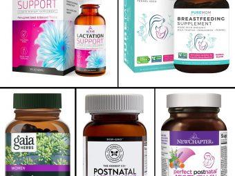 13 Best Lactation Supplements In 2021