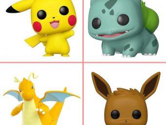13 Best Pokémon Toys In 2021