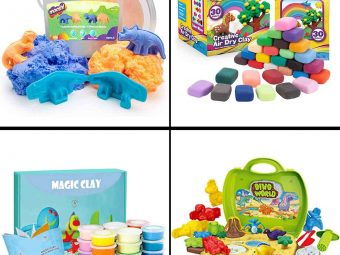 15 Best Clays For Kids To Play With In 2021