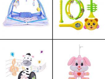 5 महीने के बच्चे के लिए 12 बेहतरीन खिलौने | 5 Months Baby Toys (बेबी टॉयज) To Buy In 2020