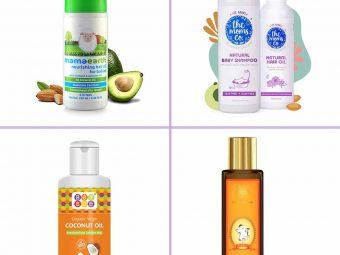শিশুর জন্য সেরা চুলের তেল   8 Best Baby Hair Oil To Buy In India 2020