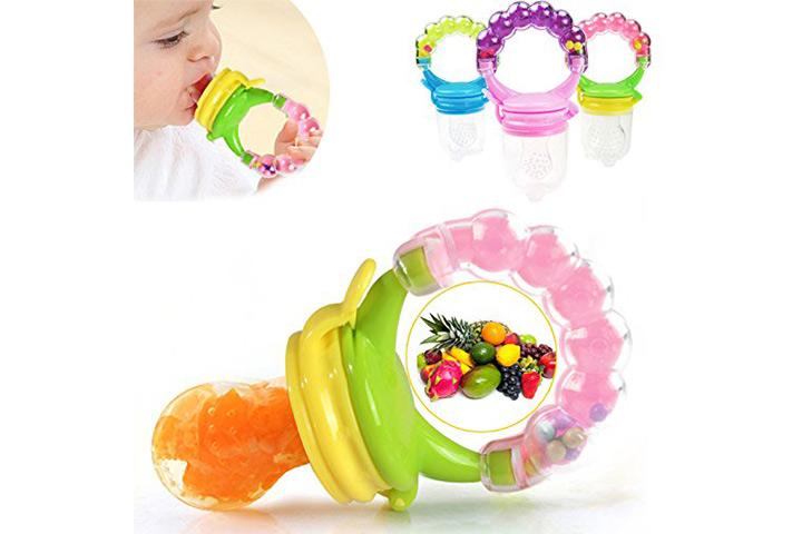 BabyGo Organic Babies BPA-Free Silicon