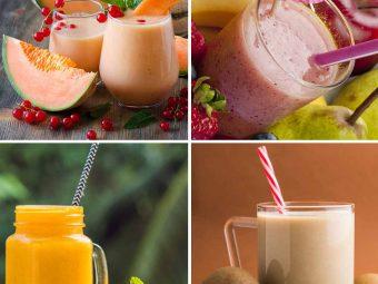 बच्चों के लिए 15 आसान व टेस्टी मिल्कशेक रेसिपी | Baccho Ke Liye Milkshake Recipe In Hindi