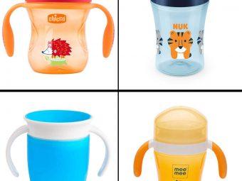 बच्चों के लिए 10 बेस्ट 360° ट्रेनर कप | Best 360° Cups For Babies In India