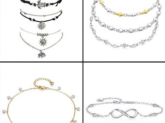 11 Best Anklets For Women In 2021