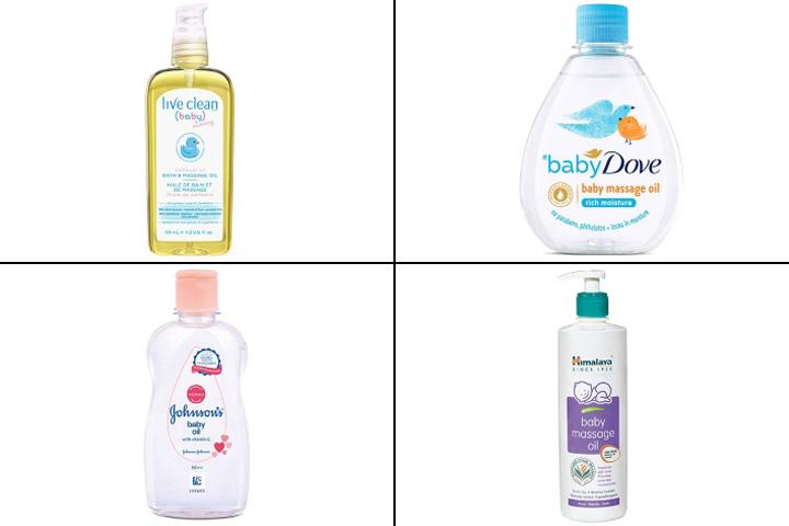 Best Baby Massage Oil To Buy