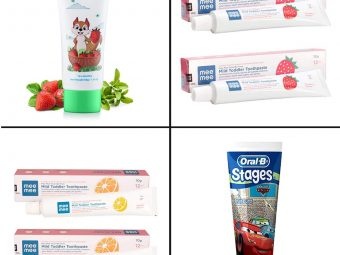 भारत में उपलब्ध 10 सबसे अच्छे बेबी टूथपेस्ट (12 M+) | Best Baby Toothpaste To Buy In 2020