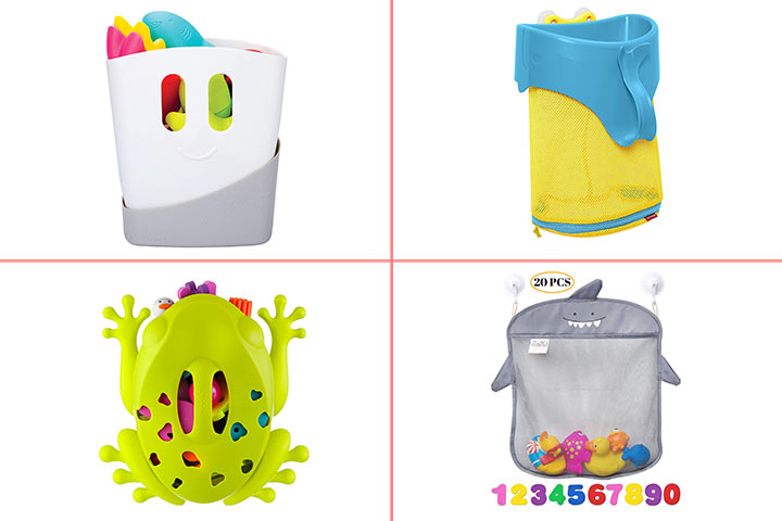 Best Bath Toy Storage Of 2020