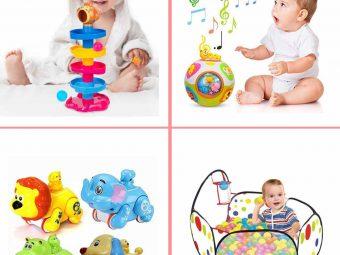 1 साल के बच्चे के लिए 10 दिलचस्प बर्थडे गिफ्ट   Best Birthday Gift For 1 Year Old Baby To Buy