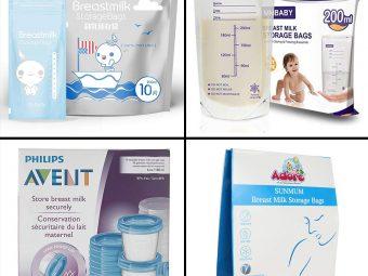भारत में उपलब्ध 12 बेस्ट ब्रेस्ट मिल्क स्टोरेज बैग/बोतल    Best Breastmilk Storage Bag To Buy In India