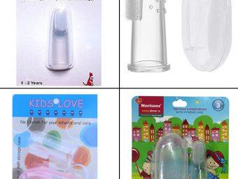 बच्चों के लिए 10 सबसे अच्छे फिंगर टूथब्रश | Best Finger Toothbrush For Babies To Buy In India
