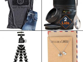 23 Best Gifts For Photographers In 2021