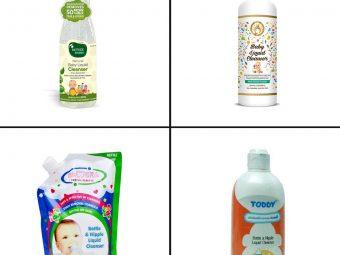 भारत में उपलब्ध 10 बेस्ट बेबी लिक्विड क्लींजर| Best Liquid Cleanser For Babies To Buy In India