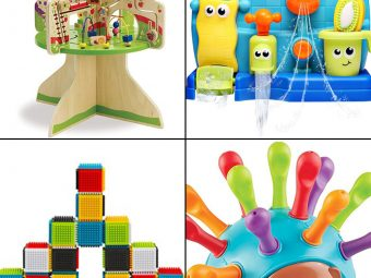 15 Best Sensory Toys For Toddlers In 2021