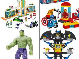 13 Best Superhero Toys To Buy In 2021
