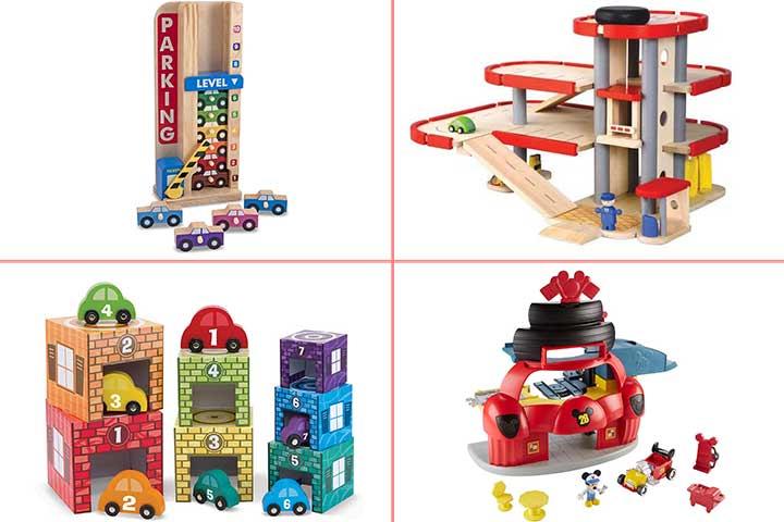 Best Toy Garages To Buy In 2020