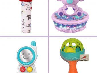 6 महीने के बच्चों के लिए 12 बेहतरीन खिलौने | Best Toys For Babies To Buy In India