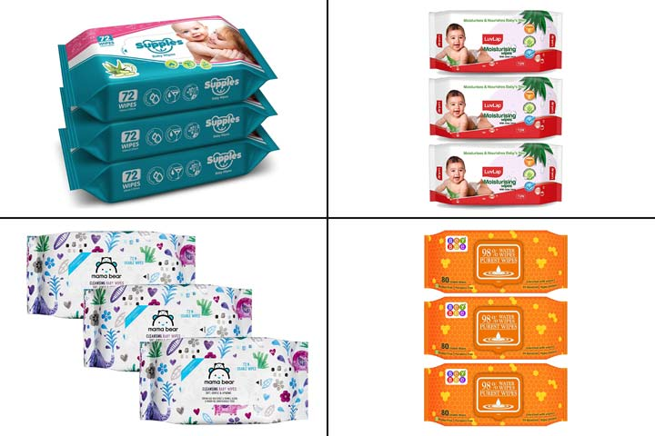Best Wet Wipes For Babies To Buy In India-1