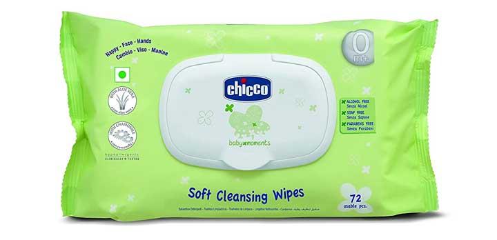 Chicco Wipes Fliptop Pack