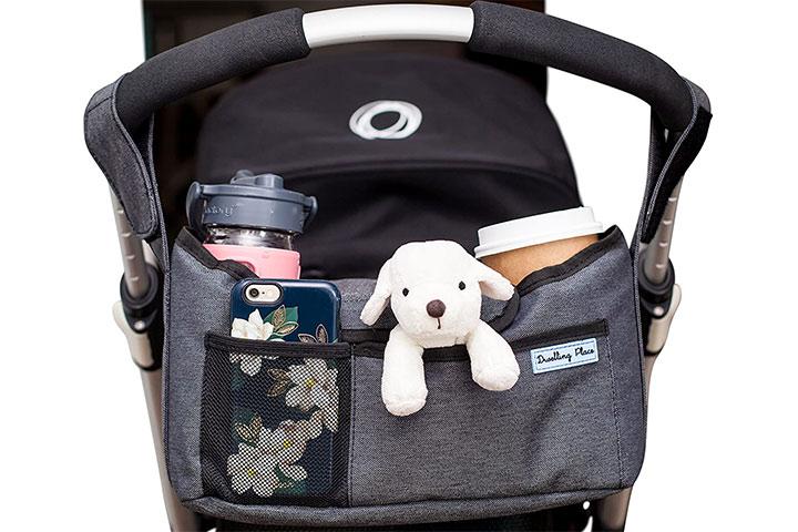 Dwelling Place Deluxe Stroller Organizer
