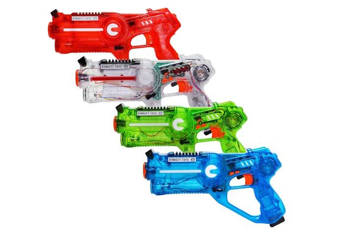 Dynasty Toys Laser Tag Set For Kids