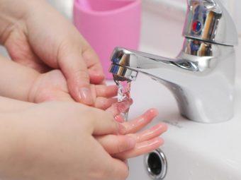 बच्चों को हाथ धोना (हैंड वाशिंग स्टेप्स) कैसे सिखाएं? | Hand Washing Steps In Hindi